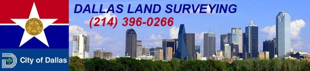 Dallas Land Surveying